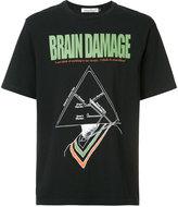 Undercover 'brain damage' print T-shirt - men - Cotton - 3