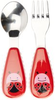 Skip Hop Zootensils Fork and Spoon Utensil Set, Livie