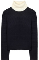 Acne Studios Bryn Wool Turtleneck Sweater