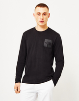 The North Face Black Label Long Sleeve Fine T-Shirt Black