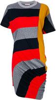 Marni draped T-shirt dress - women - Cotton/Spandex/Elastane/Acetate/Viscose - 44