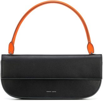 Danse Lente Baguette leather shoulder bag