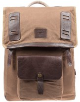 Will Leather Goods Men's 'Mt. Hood' Backpack - Brown