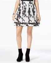 Mare Mare Printed Fit & Flare Skirt