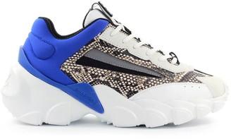 Fila Smasher Wmn Royal Blue Phyton Sneaker