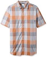 Columbia Men's Tall Plus Size Thompson Hill Ii Yarn Dye Shirt