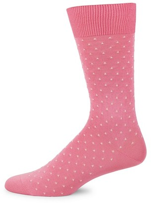 Paul Smith Dotted Knit Socks