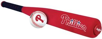 Rawlings Sports Accessories Philadelphia Phillies Foam Bat & Baseball Set
