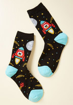 ModCloth Cute for the Stars! Socks