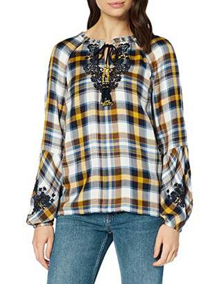 S'Oliver Women's 14.909.11.2364 Blouse,18 (Size: )
