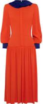 Roksanda Ilincic Elistir stretch-crepe dress