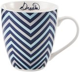 "Pfaltzgraff Chevron ""Dream"" Mug"