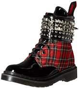 Demonia Women's Riv106/Rplf Boot,12 M US