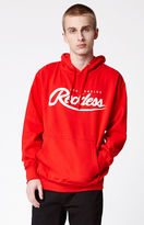 Young & Reckless Big R Script Pullover Hoodie