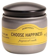 Aromatherapy Choose Happiness Candle Tin