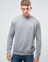 Russell Athletic Crew Neck Sweater with Logo