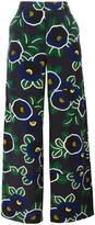 Tory Burch floral print pants