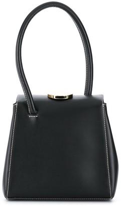 Little Liffner Mademoiselle round top handle satchel bag