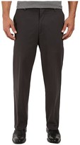 Dockers Signature Stretch Relaxed Flat Front (Steelhead) Men's Casual Pants
