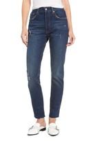 Levi's Women's Levis 501 Raw Hem Skinny Jeans