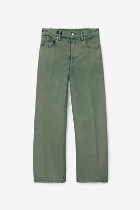 Denim Curb Clash Hybrid Jeans