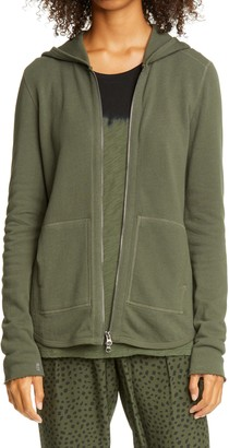 ATM Anthony Thomas Melillo Front Zip Hoodie