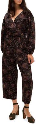 Kate Spade Disco Dots Jumpsuit