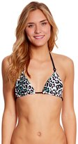 Hurley Raging Roar Reversible Triangle Bikini Top 8125157