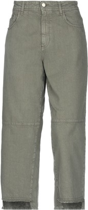 SONIA DE NISCO Denim capris