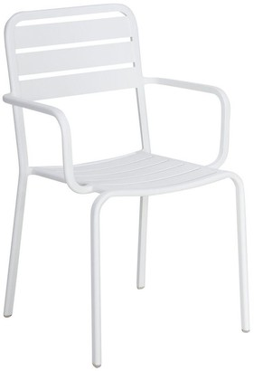 Soundslike HOME Halmstad Outdoor Armchair White