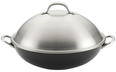 "Circulon 13.75"" Ultimum Covered Wok"