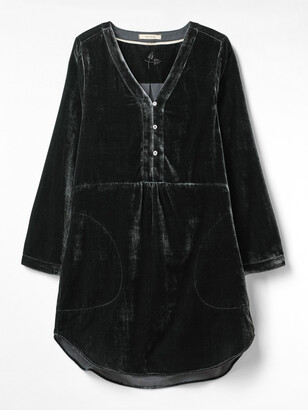 White Stuff Anais Velvet Tunic