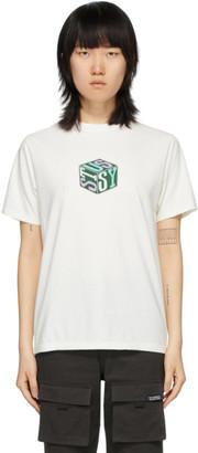 Stussy White Cube T-Shirt