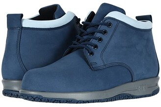 SAS Gretchen (Navy/Light Blue) Women's Lace up casual Shoes