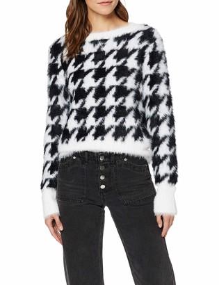 GUESS Women's Ls Rn Isa Sweater Jumper