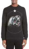 Givenchy Men's Monkey Brothers Graphic Sweatshirt