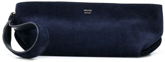 KHAITE Alma clutch bag
