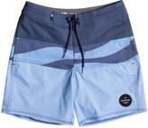 Quiksilver Heatwave Blocked 15 Volley Beach Short (Boys 8-14 Yrs)