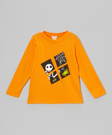 Flap Happy Orange Look Out Tee - Infant, Toddler & Boys