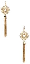Amrita Singh Elidh Tassel Drop Earrings