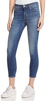 J Brand 835 Cropped Skinny Jeans in Sublime