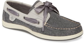 Sperry Koifish Canvas Boat Shoe