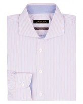 Jaeger Contrast Stripe Regular Shirt