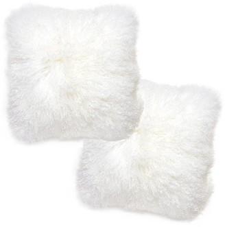 Jonathan Adler Mongolian Pillow Bundle