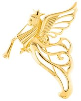 Givenchy Angel Brooch