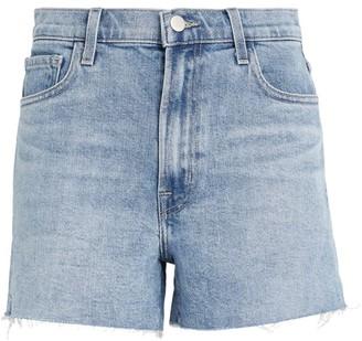 J Brand Jules High-Waist Shorts