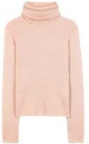 Acne Studios Dwyn Mohair And Wool-blend Turtleneck Sweater
