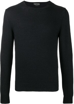 Tom Ford Round Neck Jumper