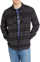 O'Neill Withers Faux Fur Lined Flannel Shirt