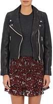 Etoile Isabel Marant Women's Aken Leather Moto Jacket